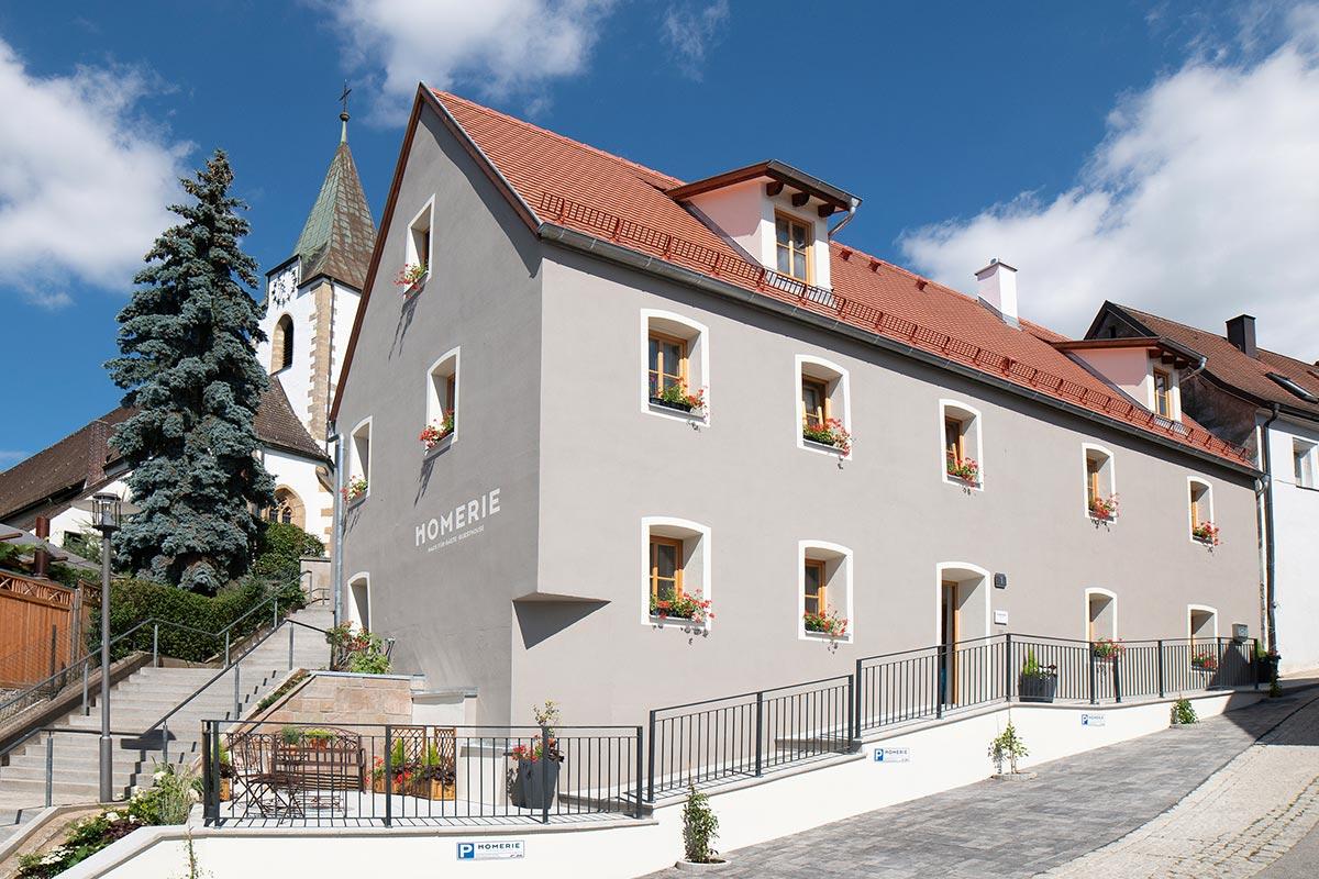 Homerie - Haus für Gäste
